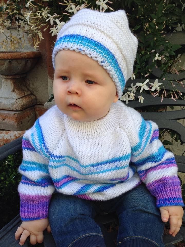 Baba sapka 6-18 hónapos babáknak  02d8ee04b9