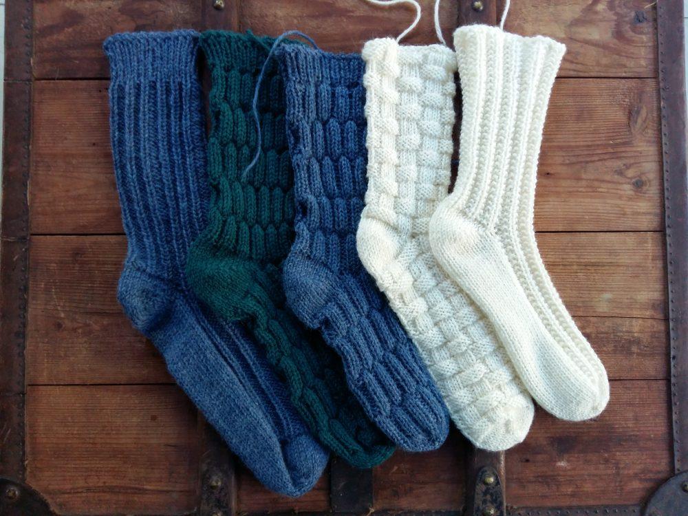 Kössünk zoknit!