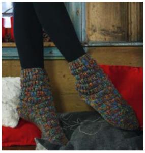 Regia 8 szálas zoknifonalból kötött zokni