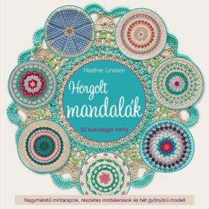 Horgolt mandalák tematikus mintagyűjtemény